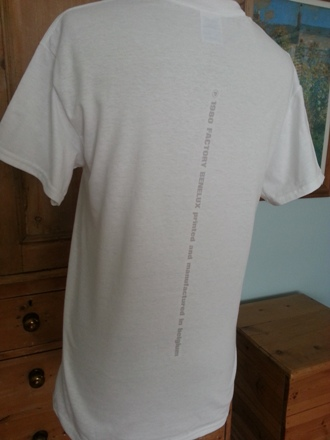 Crispy Ambulance t-shirt