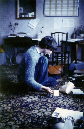 Factory Records: A BOY ALONE (VINI REILLY)